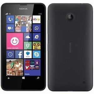 Unlocked Microsoft Nokia Lumia 635 RM-975, Black AMAZING PHONE USED IN GOOD CONDITION