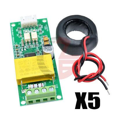 1-5pcs Multifunction Ac Meter Watt Power Volt Amp Current Test Module Pzem-004t