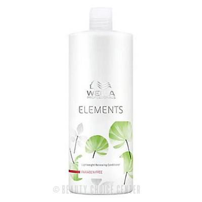 Wella Elements Conditioner, 33.8 oz