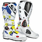 Sidi Blue Motorcycle Boots