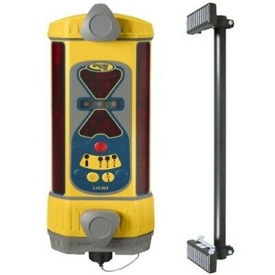 Spectra Laser Lr60 Machine Control Receiver W Magnetic Mount Nimh Batteries