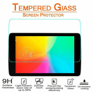 9H+ Tablet Tempered Glass Screen Protector for LG V525