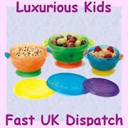 Baby Suction Feeding Bowls
