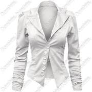 Ladies Tuxedo Jacket