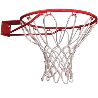 Lifetime Products 5818 Orange Standard Basketball Hoop Goal Rim + Net Accessory