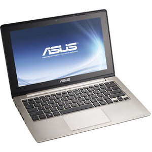 "ASUS X202E VIVOBOOK 11.6"" MULTI-TOUCH WIN8 or WIN10 LAPTOP"
