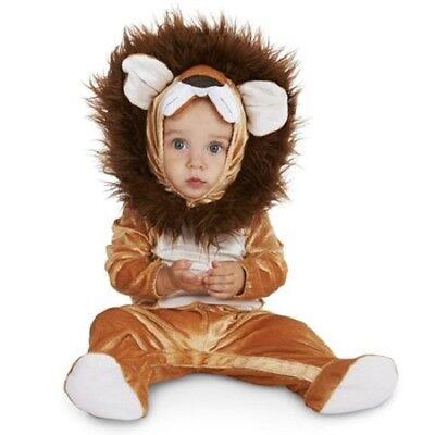 little Lion cub Infant Costume 6-12 Month Dream Weaver Halloween Costume  - Little Baby Lion Halloween Costume