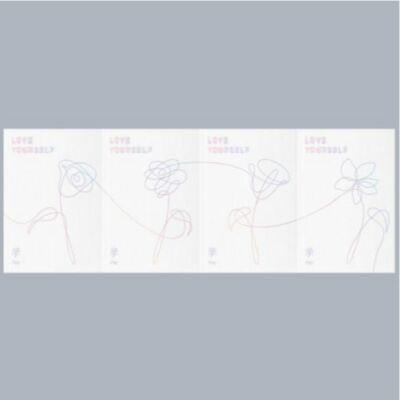 """K-PoP BTS Album """"LOVE YOURSELF 承"""