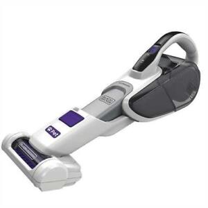 BLACK & DECKER HHVJ315JDP07 Dustbuster Hand Vacuum Pet