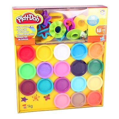 Knete Knetmasse Modeliermasse im Beutel 12 Farben Mitgebsel Spielknete Spielzeug Spielzeug & Modellbau (Posten)