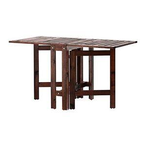 IKEA Applaro Patio Table & Chairs