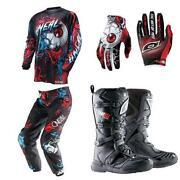 Motocross Riding Gear