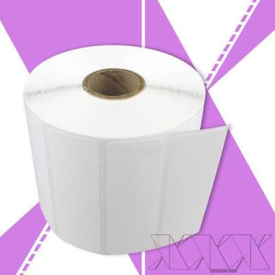 10 Rolls 3x1 Direct Thermal Labels Zebra Compatible Perforated 1375rl