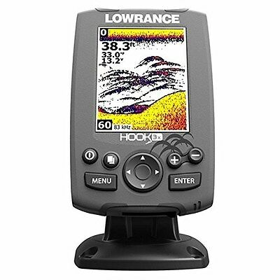 New Lowrance Hook-3x 3.5