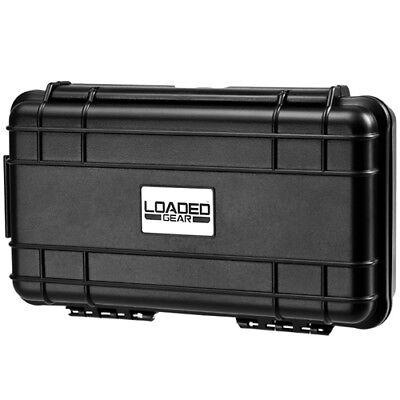 Barska Loaded Gear HD-50 Watertight Crushproof w/ Padded Foa