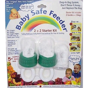 New in Package - Baby Safe Feeder Starter Kit