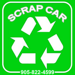 Scrap Car Oakville  ❤️  905-822-4599 ❤️Free Towing, Free Smiles