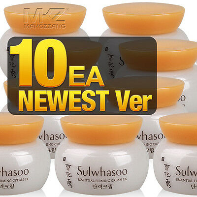 Sulwhasoo Essential Firming Cream EX 10pcs Anti-Aging Amore Pacific Newest Ver