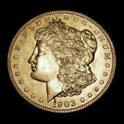 1903 O Morgan Dollar