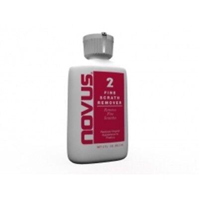 Novus Polish No. 2 Fine Scratch Remover - 2 oz bottle