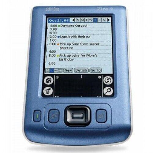 NEW SEALED PalmOne Zire 31 Handheld PDA Organizer - Palm One