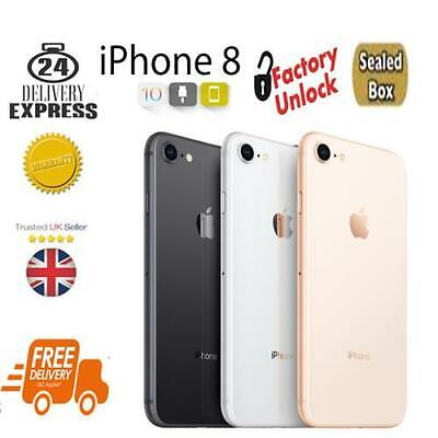Brand New iPhone 8 Wider Screen Unlocked Factory Sealed Apple Christmas Gift
