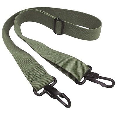 Condor 232 OD GREEN 2 Point Tactical Shoulder Strap .223 Rifle Gun Sling Adapter