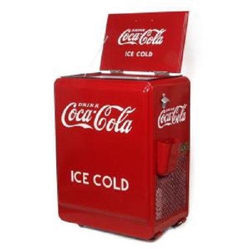 ebay coke machine
