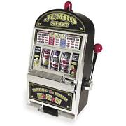 Slot Machine Coin Bank