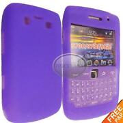 Blackberry Bold 9780 Purple Case