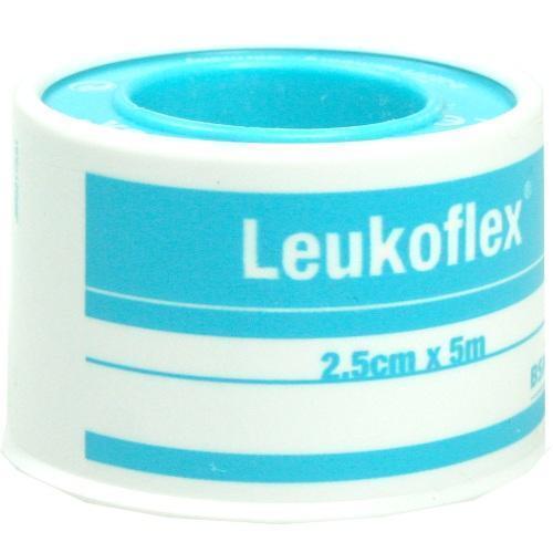 LEUKOFLEX Verbandpfl.2,5 cmx5 m 1 St