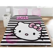 Hello Kitty Double Duvet