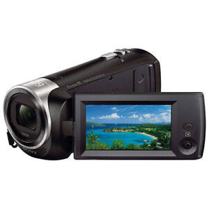 Sony Digital Camcorder and Carrying Case