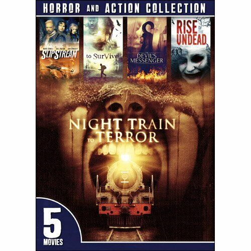 5-movie Horror & Action Collection