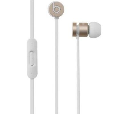 Brand New Beats UrBeats By Dr Dre In Ear Headphones Wired Earbuds -Gold