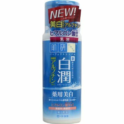 Brand New ROHTO NEW! Rohto Hadalabo Shirojyun Albutin Milk, 140 ml Japan Import