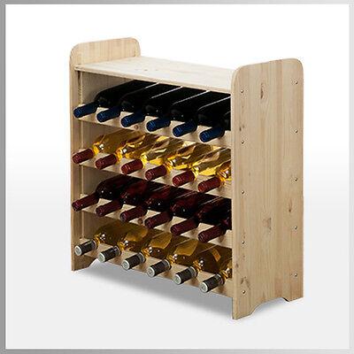 Rw-3 Farbe (Weinregal*Flaschenregal Weinschrank  für 24 Flaschen RW-3-24P 3 FARBEN)