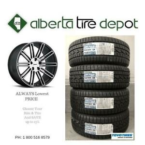 10% SALE LOWEST Price OPEN 7 DAYS Toyo Tires All Weather 235/65R18 Toyo Celsius Shipping Available Trusted Business