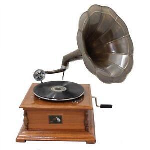 Gramophone: Phonographs, Accessories