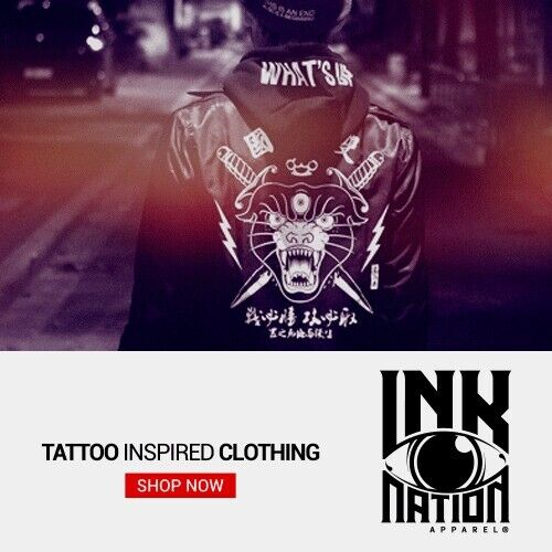 huge selection of 47c1c db885 Ink Nation Apparel - Tattoo Inspired Clothing | in Chelsea, London | Gumtree