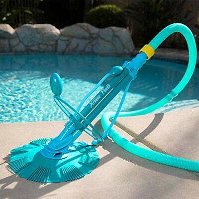 kreepy krauly automatic pool cleaner suction inground