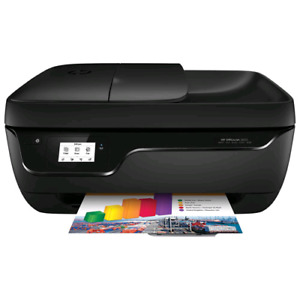HP OfficeJet 3833 + Insert Photo Key+paper copy+ photo paper