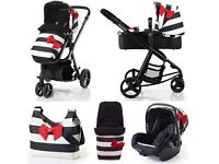Cosatto bow travel system