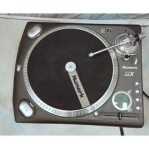 Professional DJ Turntable Numark TTX Direct Drive Mint!