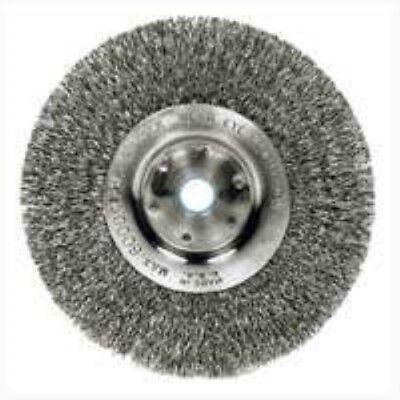 Weiler Corporation 6in Crimp Wheel Brush Fine 36407