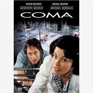 COMA (1978 Michael Douglas) DVD - New & sealed PAL Region 2