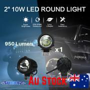 Single LED Spot light IP69K 10W 4wd Off Road Light bar 12v 24v Bayswater North Maroondah Area Preview