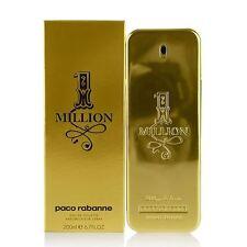 Paco Rabanne One 1 Million 200ml EDT Spray New Retail Boxed Sealed