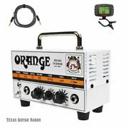 Electric Guitar Amplifier Orange