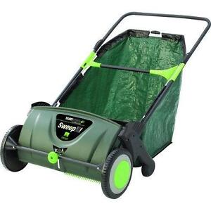 Lawn Sweeper Yard Garden Outdoor Living eBay